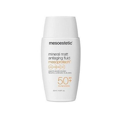 Mesoestetic Mineral Matt SPF 50