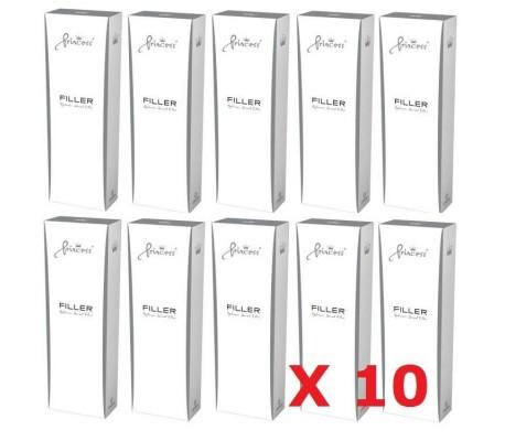 Princess Filler 1ml - pakiet 10 sztuk