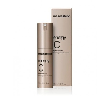 Energy C Eye Contour - intensywnie rozświetlający krem pod oczy 15ml