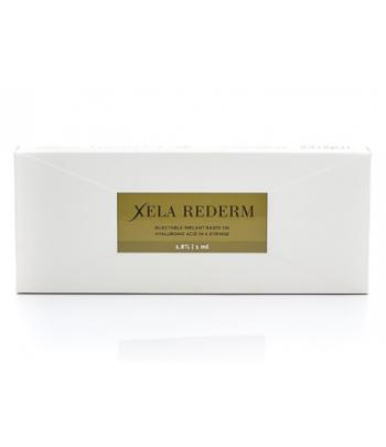 Hyalual Xela Rederm 1,8% 1ml