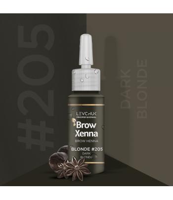 BrowXenna Dark Blond Nr 205