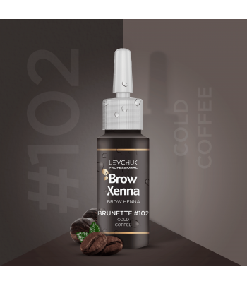 BrowXenna Cold Coffe nr 102