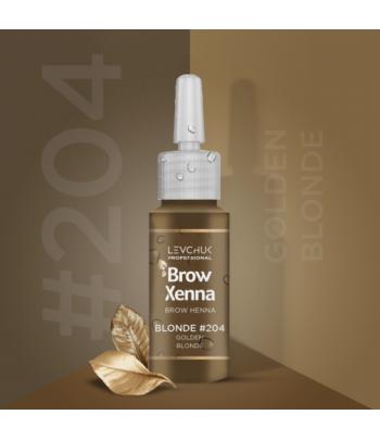 BrowXenna Golden Blond nr204