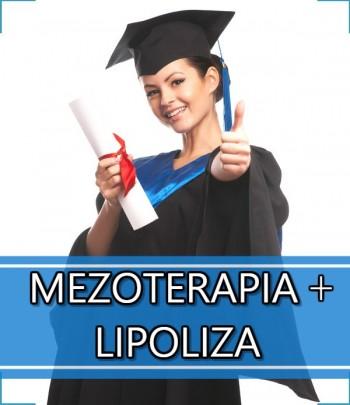 Mezoterapia + Lipoliza