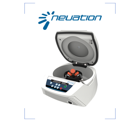 Neuation iFuge CS03 z rotorem horyzontalnym