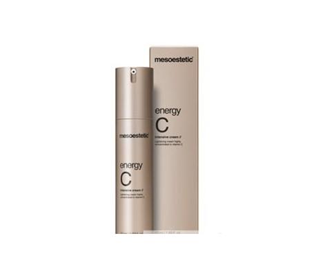 Energy C Intensive Cream - intensywnie rozświetlający krem do twarzy 50ml