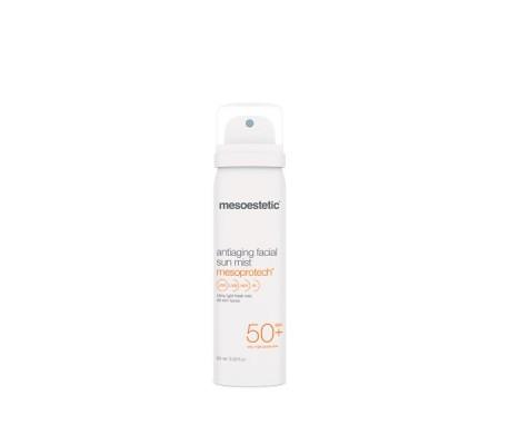 Nowość! Mesoestetic antiaging facial sun mist - Mgiełka SPF 50