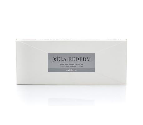 Hyalual Xela Rederm 1,1% 2ml