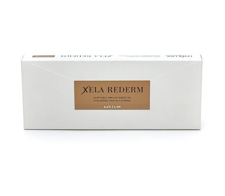 Hyalual Xela Rederm 2,2% 1ml