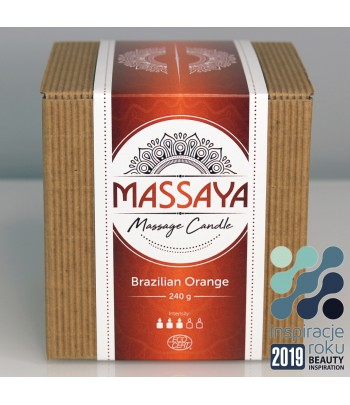 MASSAYA Massage Candle -...