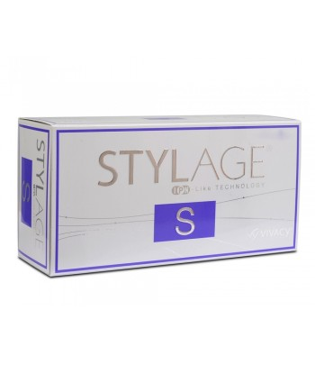 Stylage S 2x0,8ml