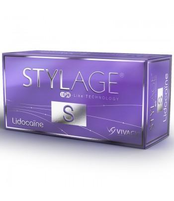 Stylage S Lidocaine 1x0,8ml